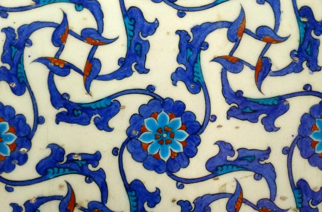 La rose et la tulipe, carnet de voyage à Istanbul 13 : une mosquée au-dessus du monde, Rüstem Paşa Camii