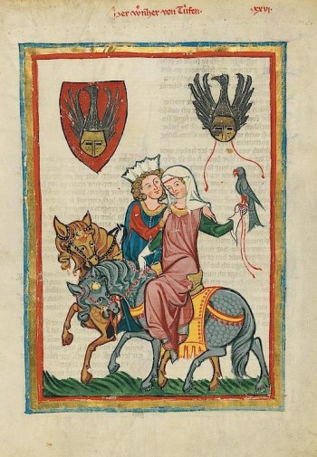 Codex Manesse - page 69r