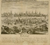 12 - Christoph Thomas Scheffler - Constantinopel - 1730