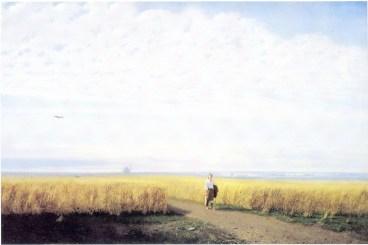 Arkhip Ivanovich Kuindzhi - Champs - 1875