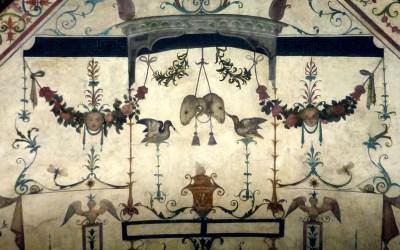 Lungarno e Oltrarno – Carnet de voyage à Florence 7 – De fresques et de grotesques