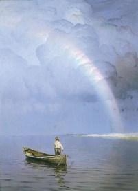 Nikolai Nikanorovich Dubovskoy - Arc-en-ciel - 1892