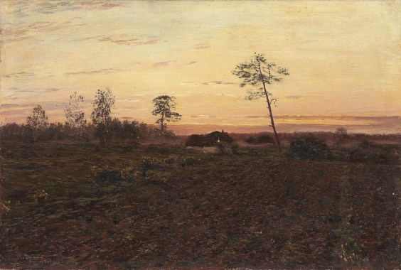 Nikolai Nikanorovich Dubovskoy - Soir - 1903