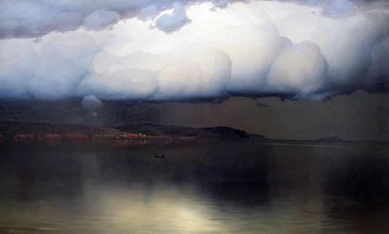 Nikolai Nikanorovich Dubovskoy - Un havre de paix - 1890