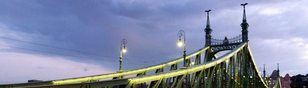 Reflets du Danube: carnet de voyage à Budapest (jour 2)