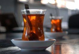 Verre à thé turc