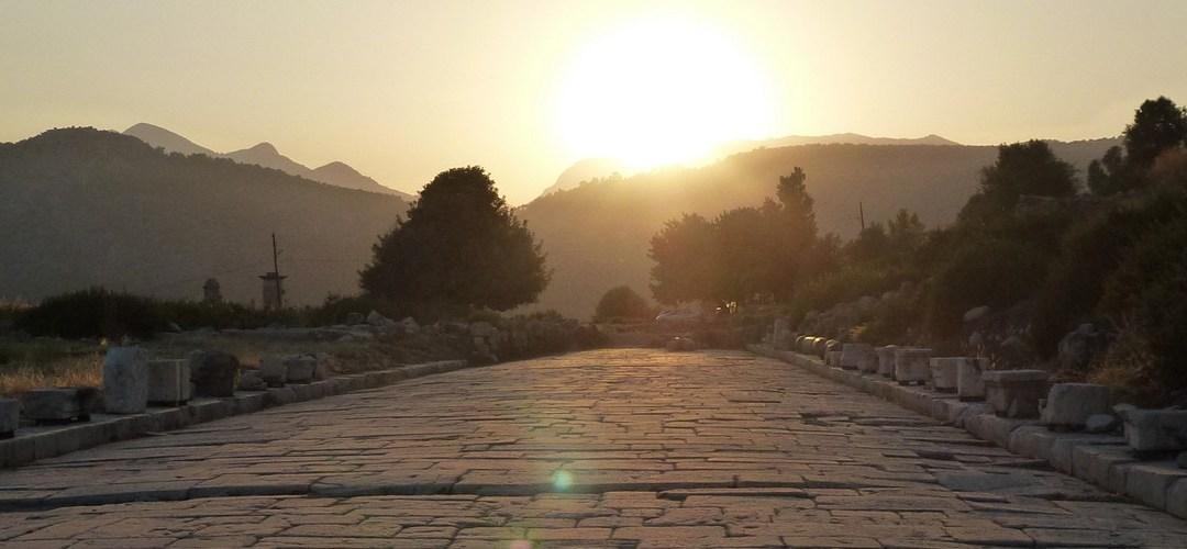 Dans la vapeur blanche des jours sans vent (Carnet de voyage en Turquie – 11 août) : Patara et Xanthos, les grandes cités lyciennes