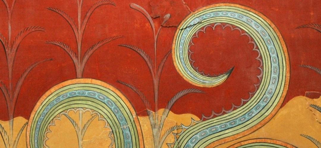 L'art crétois comme naturalisme triomphant