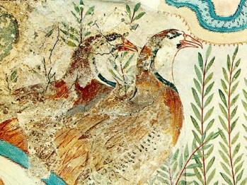 Fresques de Knossos - 04