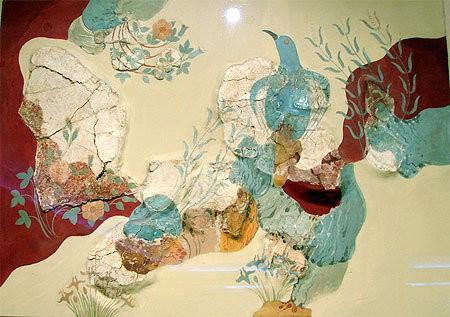 Fresques de Knossos - 13