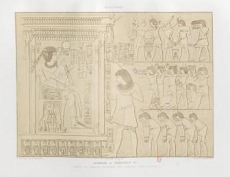 Histoire de l'art égyptien d'après les monuments, depuis les temps les plus reculés jusqu'à la domination romaine (6)