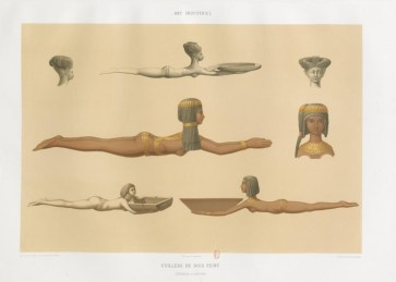 Histoire de l'art égyptien d'après les monuments, depuis les temps les plus reculés jusqu'à la domination romaine (8)