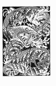 Beowulf (11) - illustration par Severin - 1954