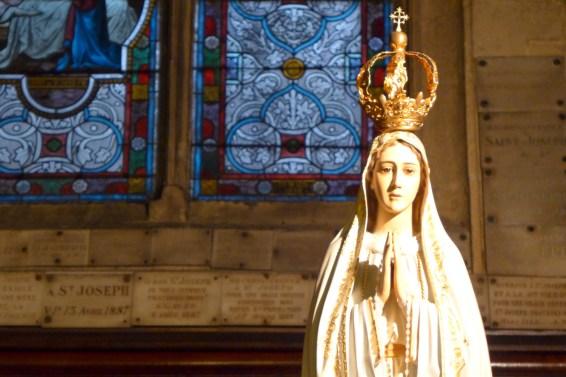 Notre-Dame de Fatima - Saint-Nicolas des Champs