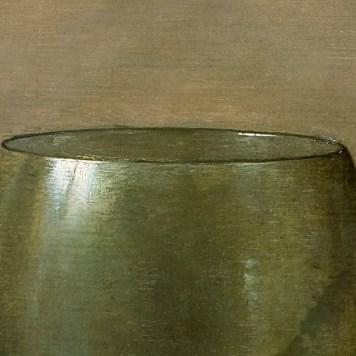 Willem Claeszoon Heda - Nature morte à la vigne (détail verre) - 52x68cm - Musée Hallwyl - Stockholm