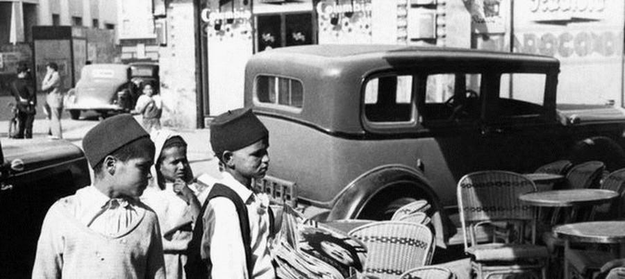 Mohammed V, protecteur des Juifs au Maroc