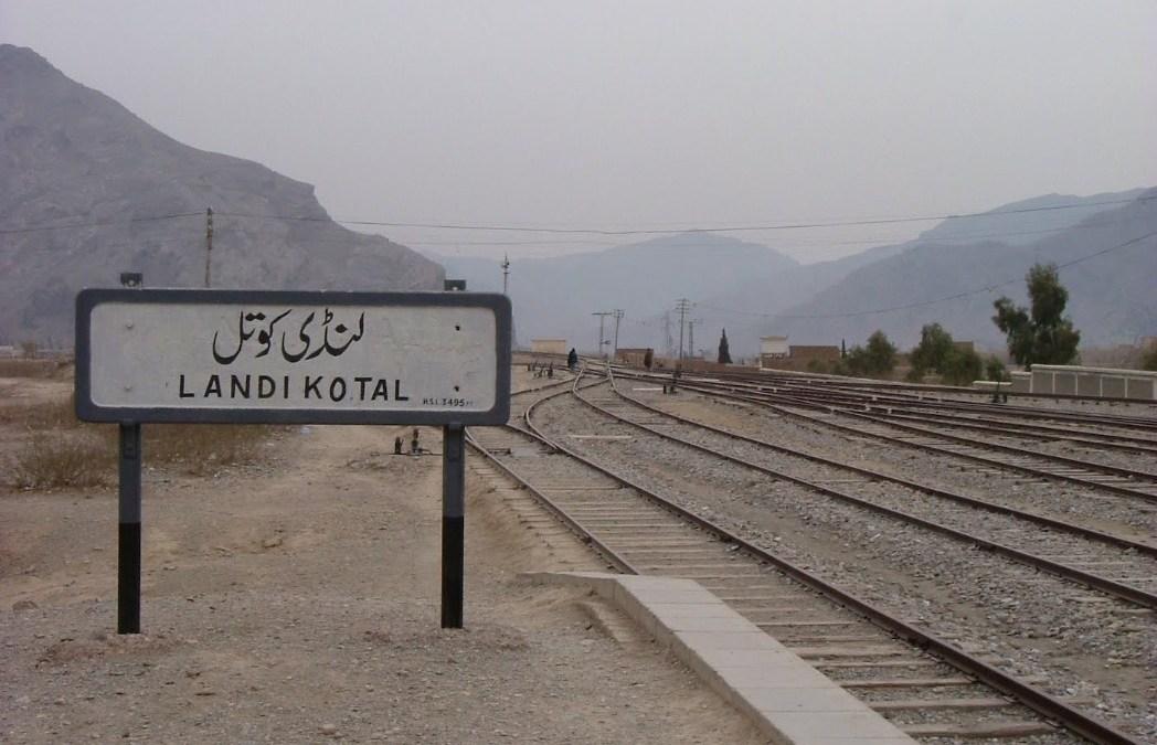 Le bout du monde à Landi Kotal