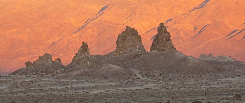 Trona Pinnacles, Mojave Desert, California