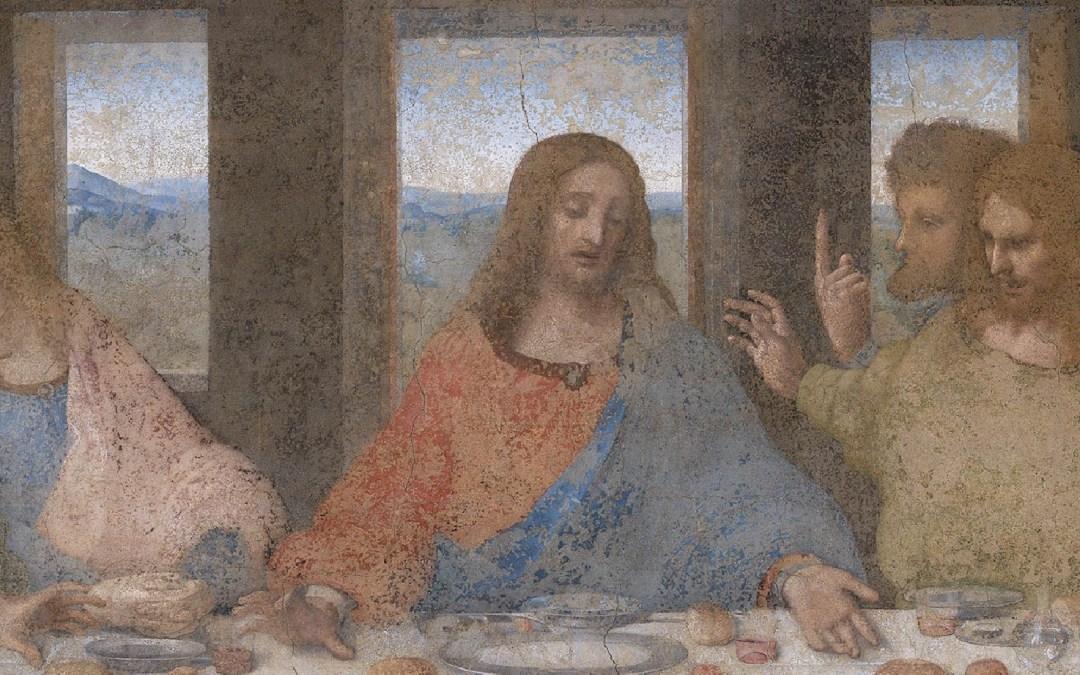 Et Leonardo se mit à peindre sur le mur humide du réfectoire…