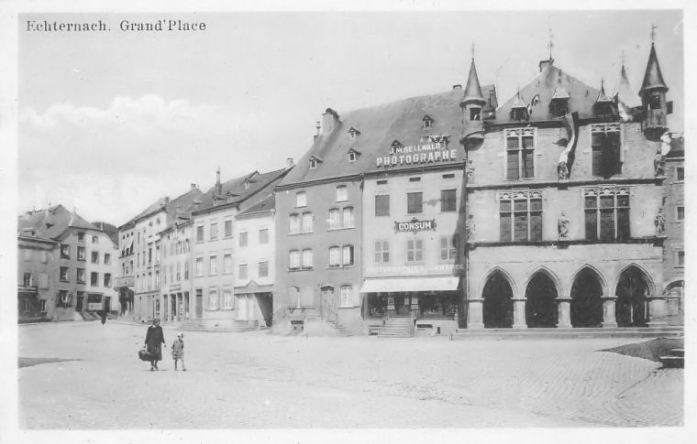Echternach - Grand Place