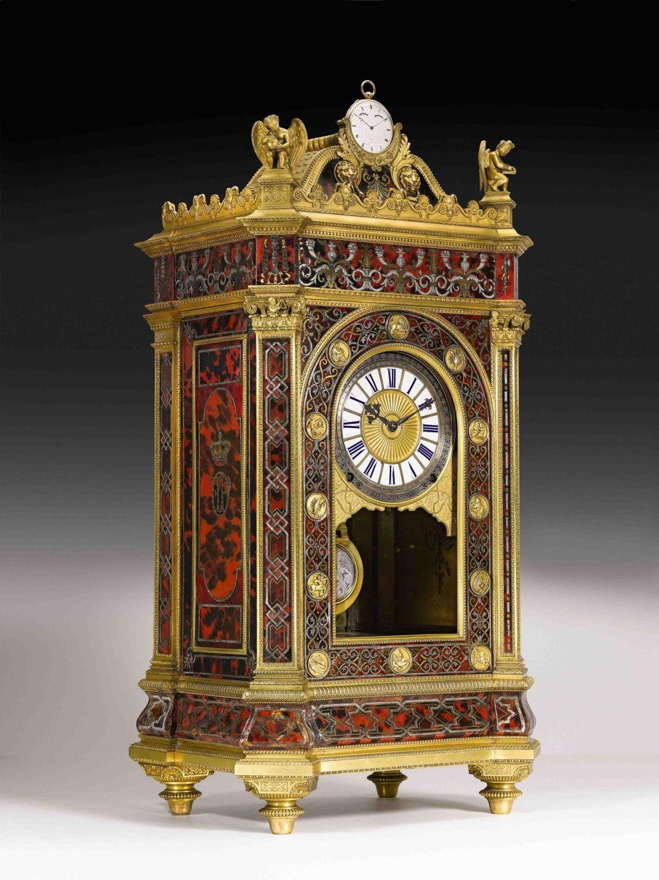 Pendule Sympathique Breguet du Duc d'Orléans -Abraham-Louis Bréguet