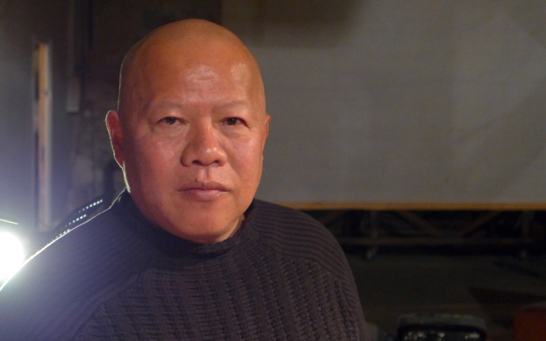 Une soirée à la Guillotine : lectures de poèmes avec le poète chinois Yu Jian