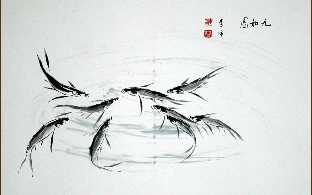 Une cuillère de pensée chinoise à chaque repas