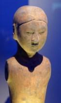 Splendeurs des Han - Musée Guimet - 04 - Statuette en terre
