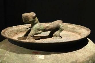 Splendeurs des Han - Musée Guimet - 21 - Poignée de vase funéraire