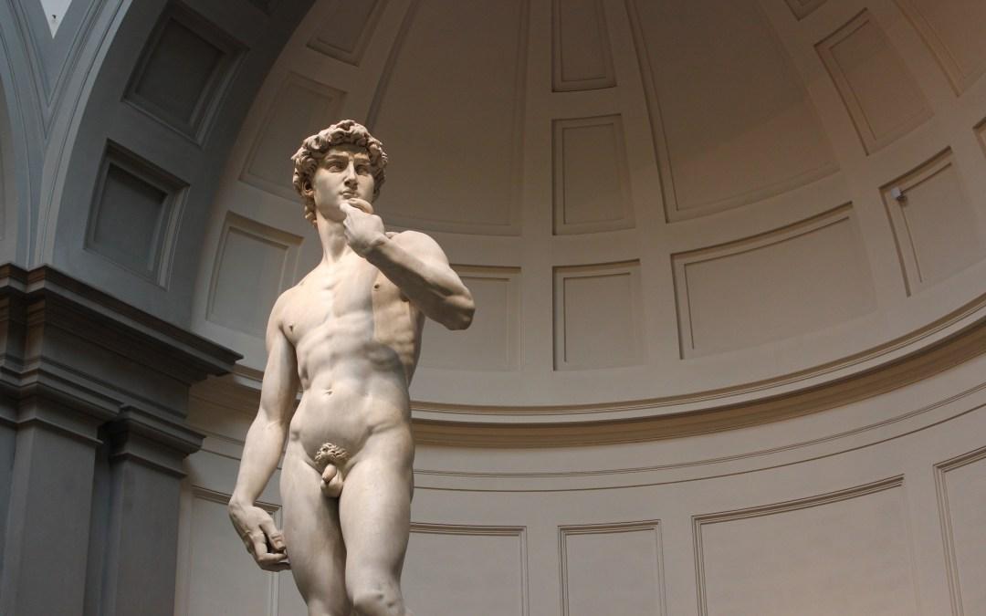 Et Michelangelo le peintre écrit un poème dédié à Giorgio Vasari…