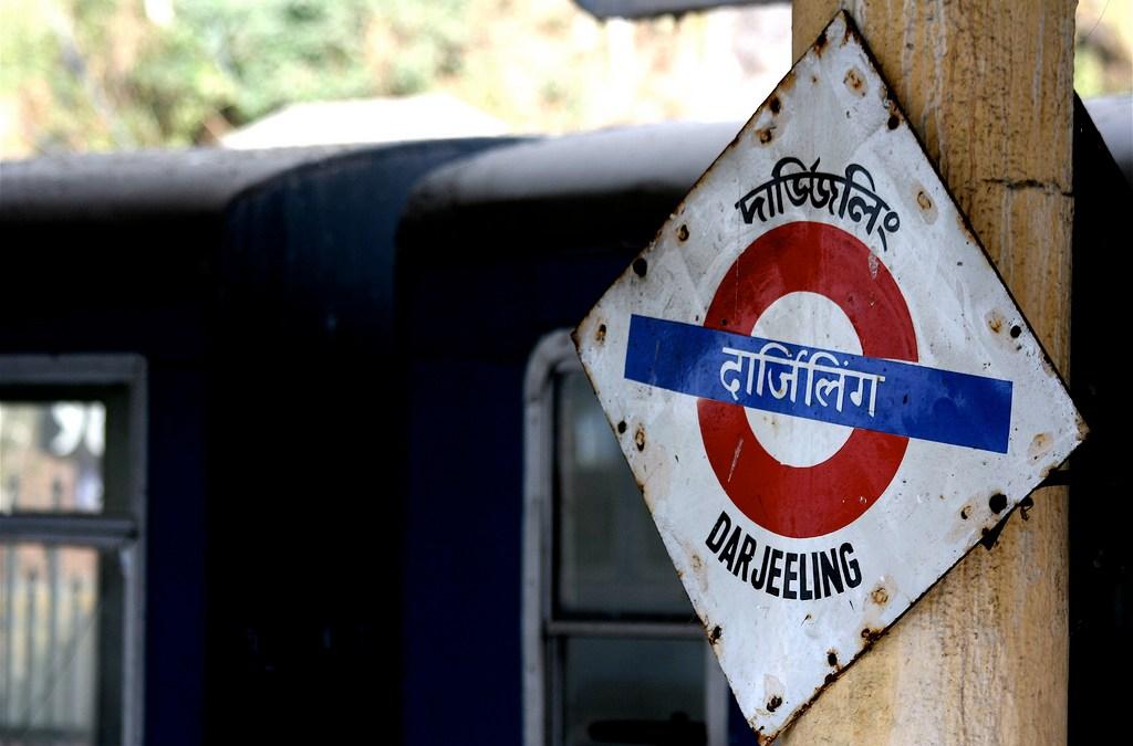 De retour du Darjeeling
