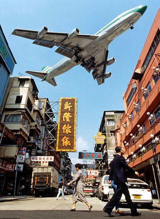 Kai Tak Hong Kong 2