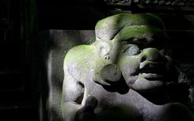 Ubud stories #3 : L'enfer émeraude