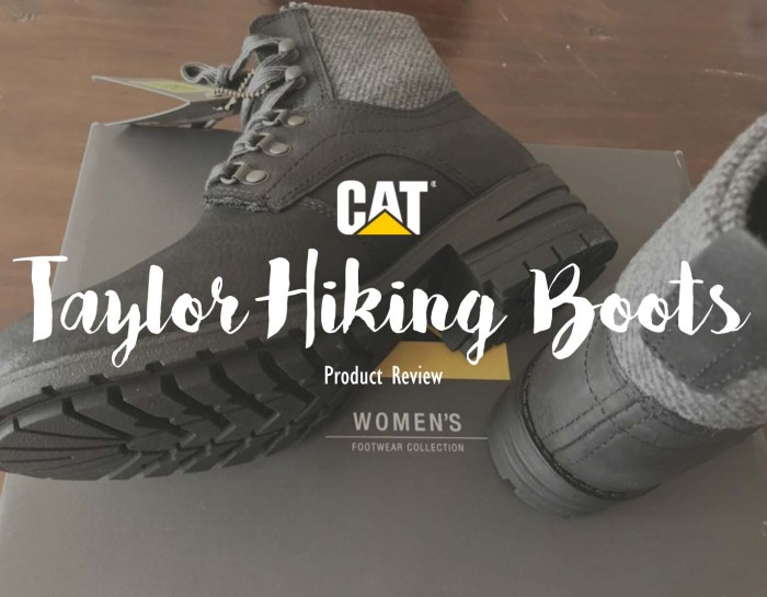 Caterpillar Taylor Hiking Boots (Women's)