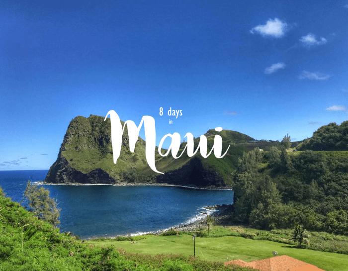 Maui, the home of Haleakalā
