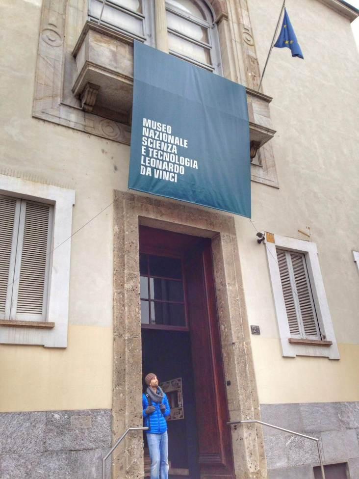 da-Vinci Museum in Milan