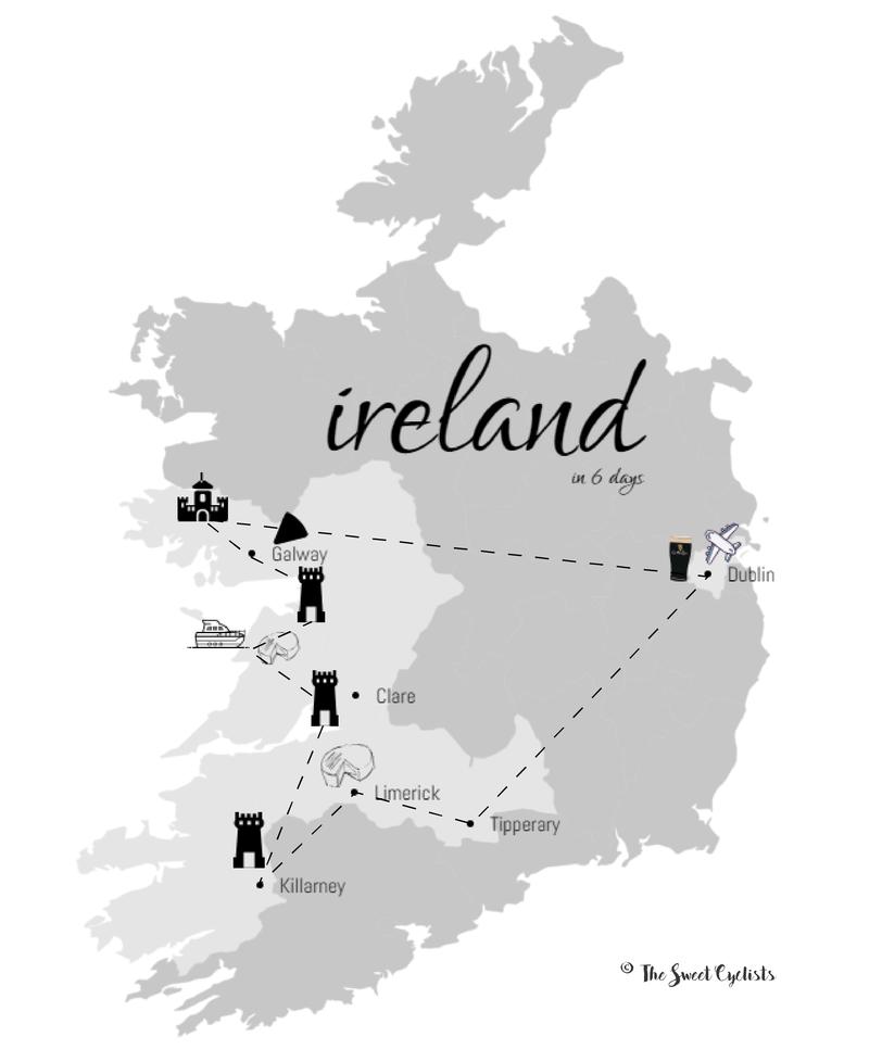 Ireland in 6 days