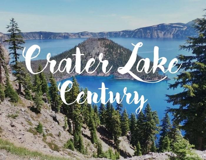 Crater Lake Century