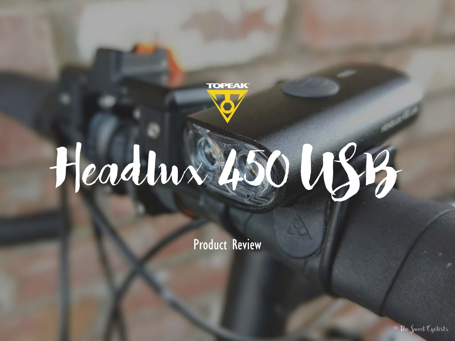 Surprisingly powerful yet versatile Topeak Headlux 450 USB