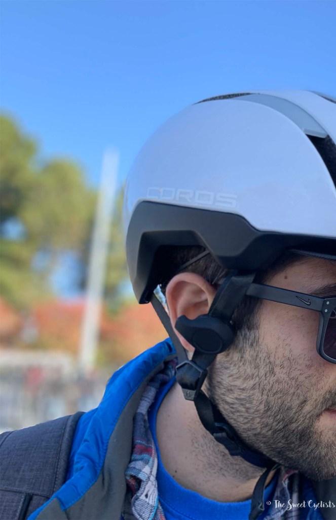 Coros SafeSound Urban Helmet - Headphones