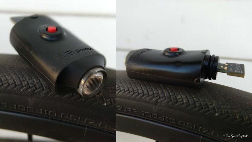 Vya Switch Integrated USB