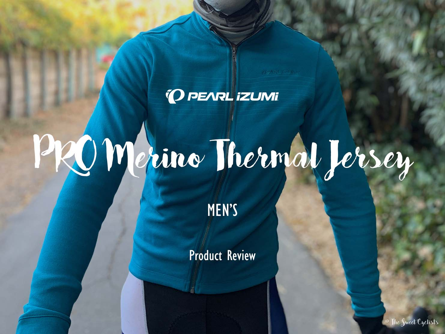 Merino Thermal Cycling Jersey never looked this good!