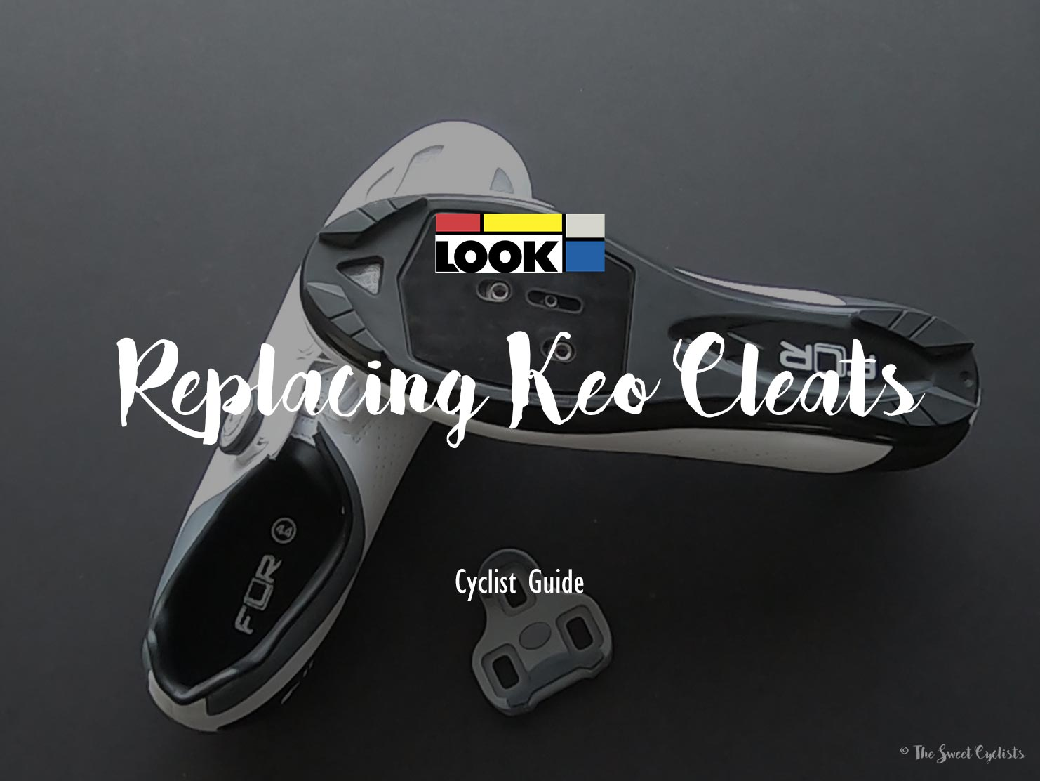 Ever wonder what that fourth hole in your road cycling shoes are?