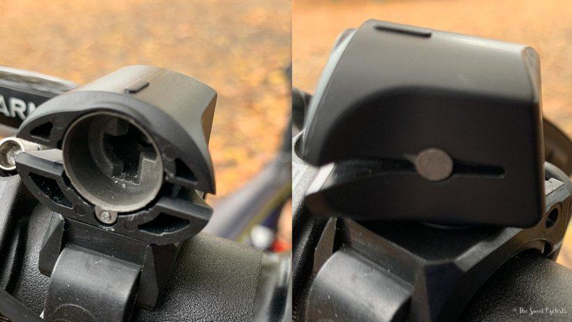 Vya Pro Smart Headlight - Rotatable mount
