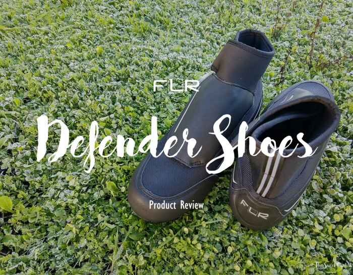 The FLR Defender, affordable insulated and waterproof winter cycling shoes