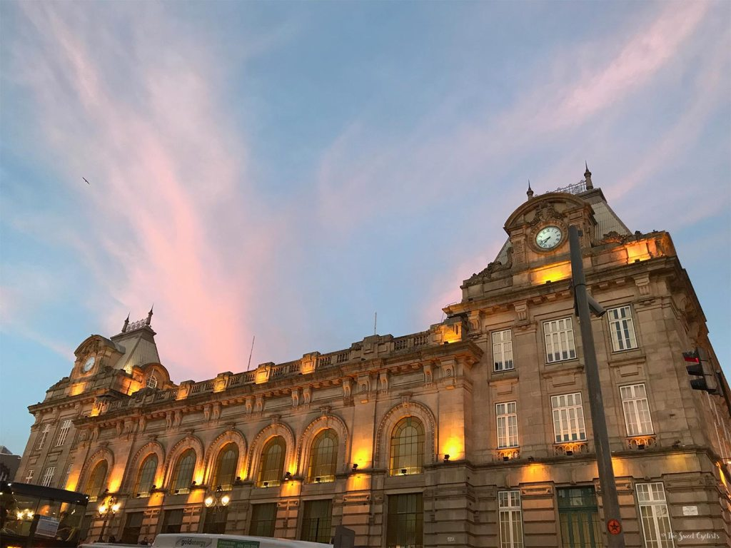 The Magnificent Sao Bento train station