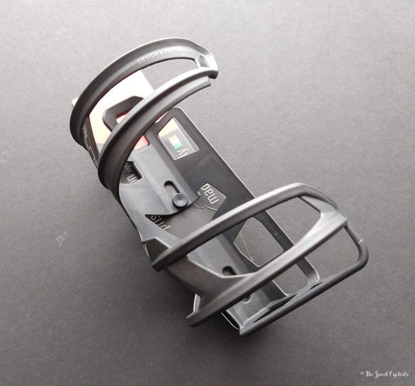Elite Prism Carbon Bottle Cage - Packaging