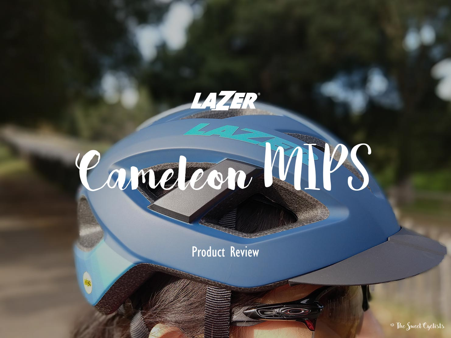 First Look at the Lazer Cameleon MIPS helmet