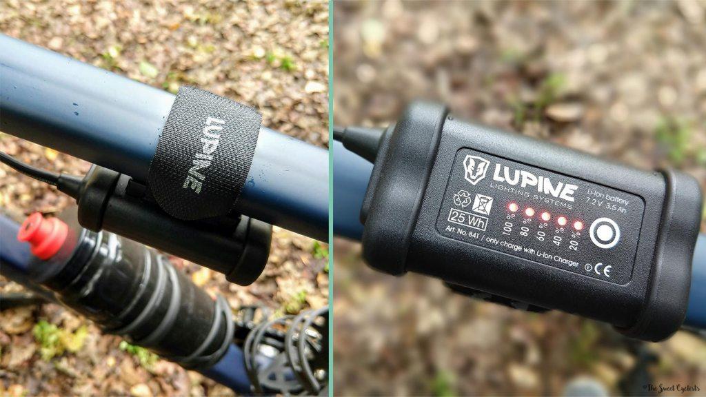 Lupine SL AF 4 - Battery