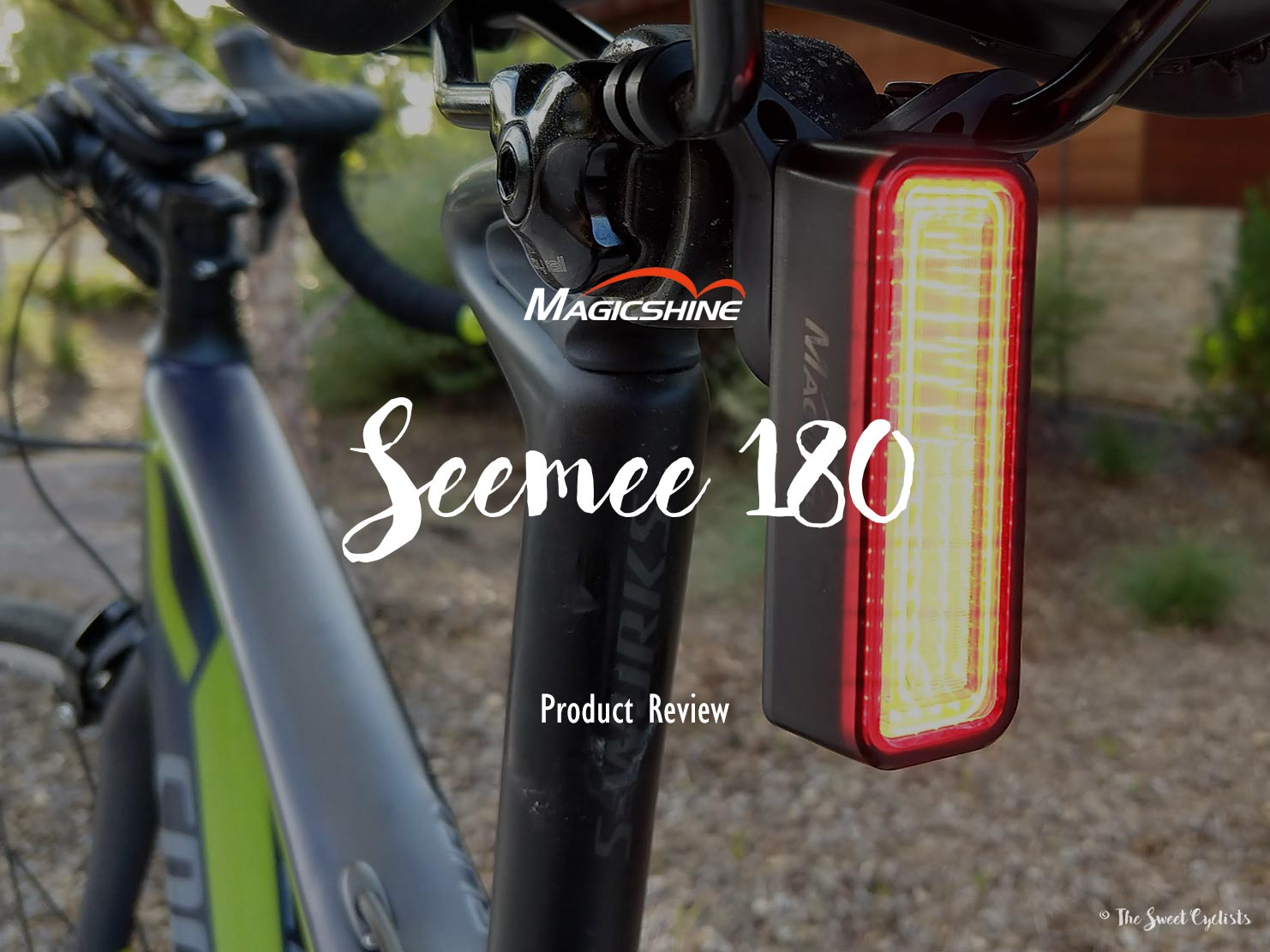 The Bright and Smart Magicshine Seemee 180